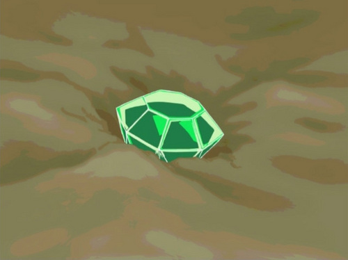 OMG It's a chaos emerald