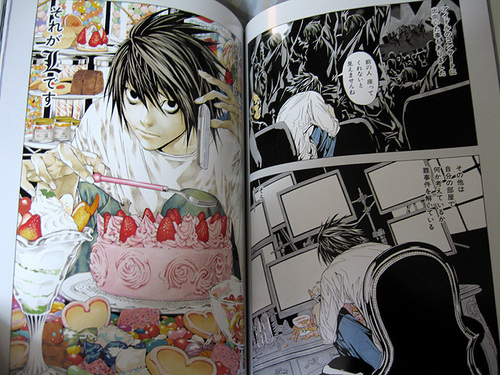 Death Note: Wammy's House