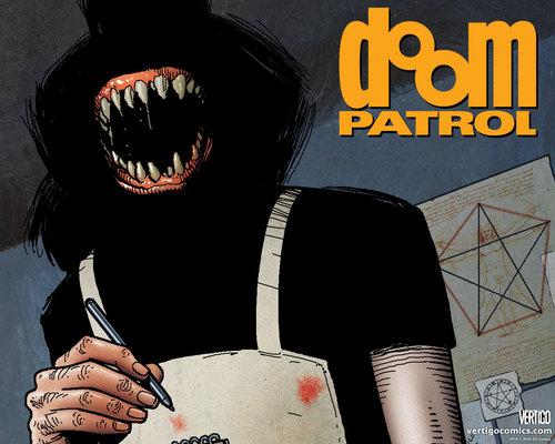 Doom Patrol | Official Vertigo wallpapers