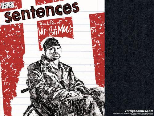 Sentences | Official Vertigo wallpapers
