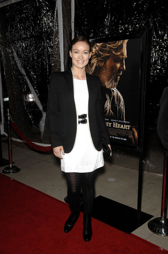 Olivia Wilde @ the Los Angeles Premiere of 'Crazy Heart'