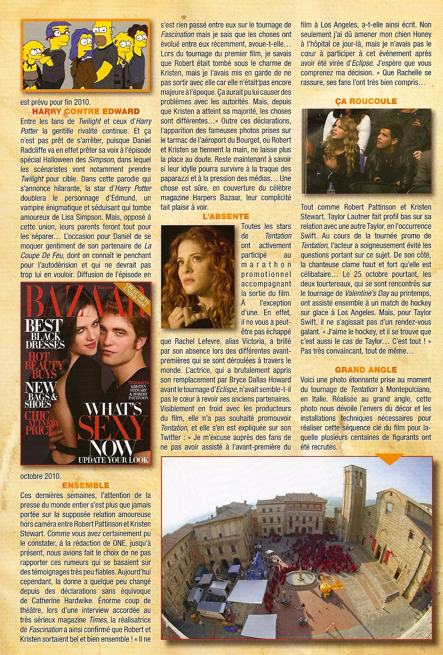 One Magazine (France) Scans