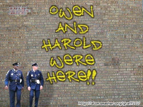Owen and Harold