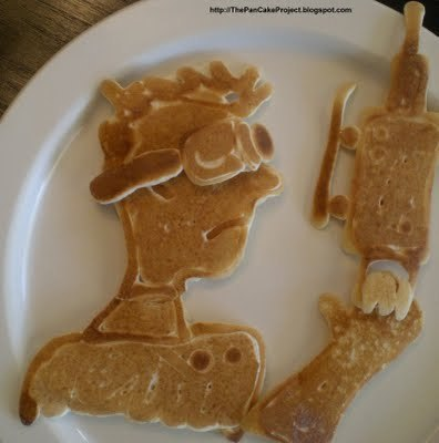 Pancake Dr. Horrible
