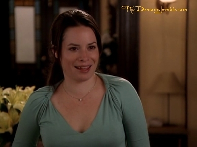 Piper Halliwell wallpaper with a portrait called Piper season 7