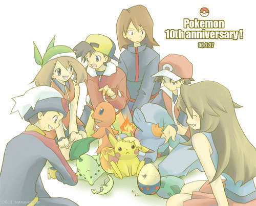 Pokémon Adventures - Pokémon Adventures Photo (9347401) - Fanpop
