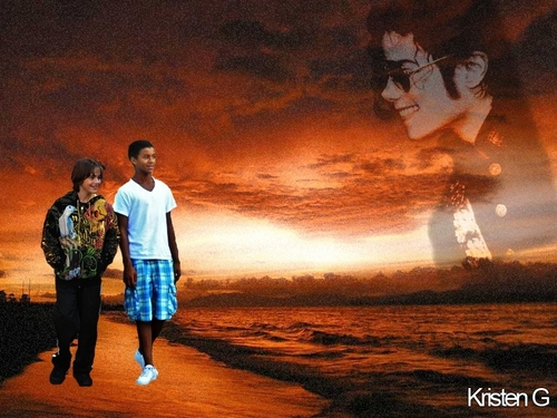 Prince, Jafaar & Michael