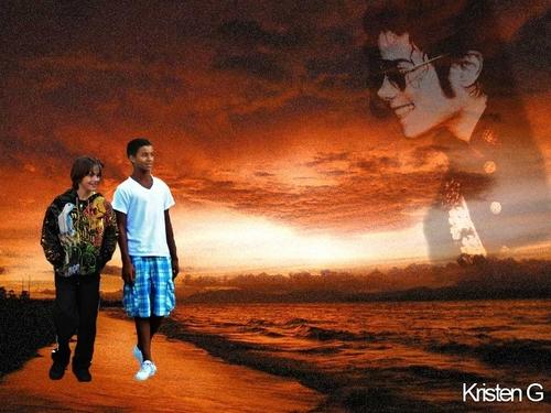 Prince, Jafaar and Michael