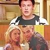 Puck/Quinn/Finn