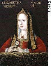 퀸 Elizabeth of York