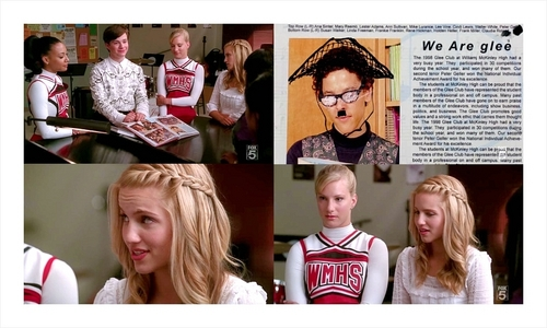 Quinn and Brittany
