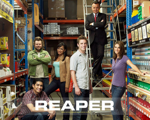 Reaper - reaper Wallpaper