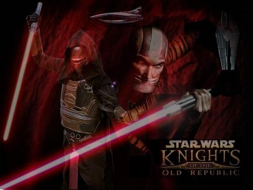 Revan and Malak - star-wars Wallpaper
