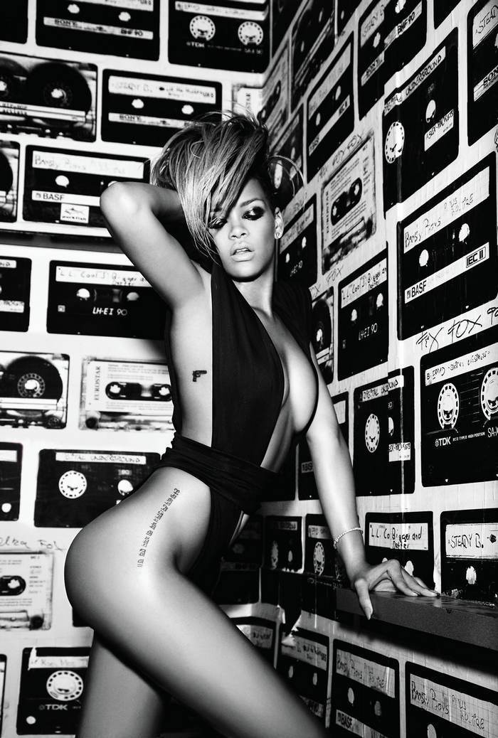 Rihanna Rated R Promo Photos