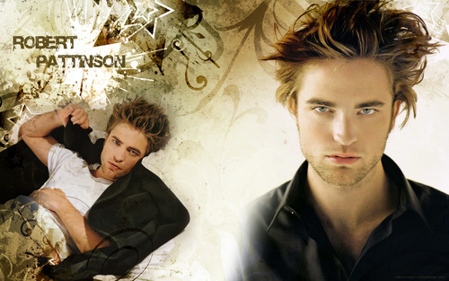 Robert Pattinson ~ پیپر وال ~