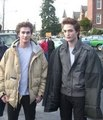 Robert Pattinson's Stunt Double Preston Johnson - twilight-series photo