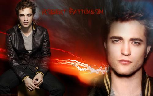 Robert Pattinson پیپر وال HOT!!! <3