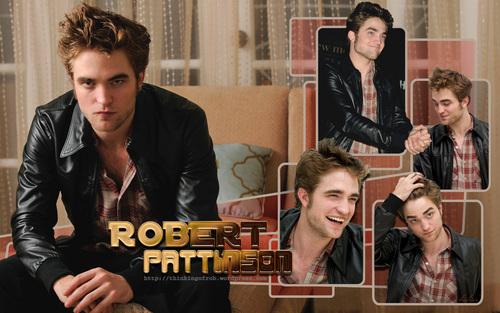 Robert Pattinson वॉलपेपर HOT!!! <3