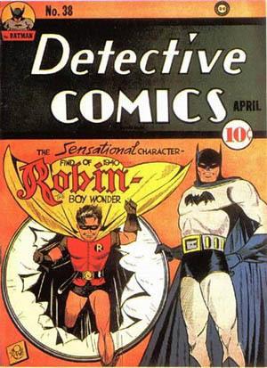 Robin:Boy Wonder