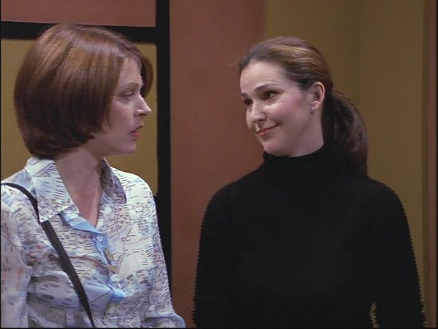 Roz and Daphne