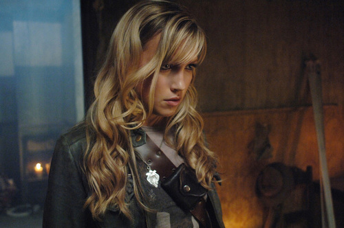 Ruby (3x01 The Magnificent Seven)