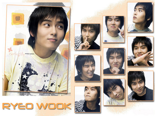 Super Junior hình nền possibly with a portrait titled Ryeowook