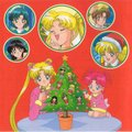 Sailor Moon Sailor Stars Xmas