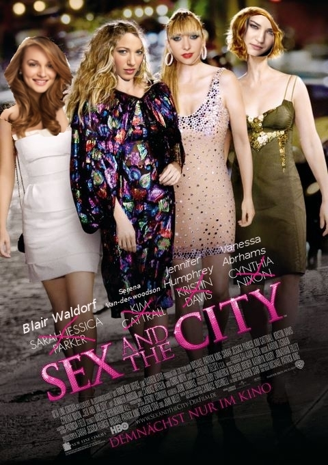 Gossip Girl images Sex and the city  wallpaper and