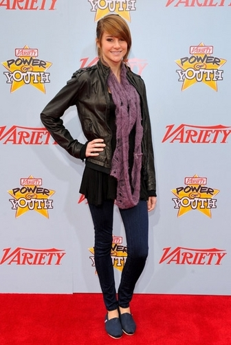 Shailene Woodley Power of Youth Girl