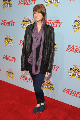 Shailene Woodley Power of Youth
