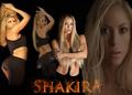 Shakira - Wallpaper