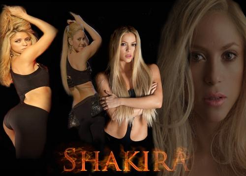 shakira - fondo de pantalla