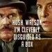 Sherlock and Watson - sherlock-holmes icon
