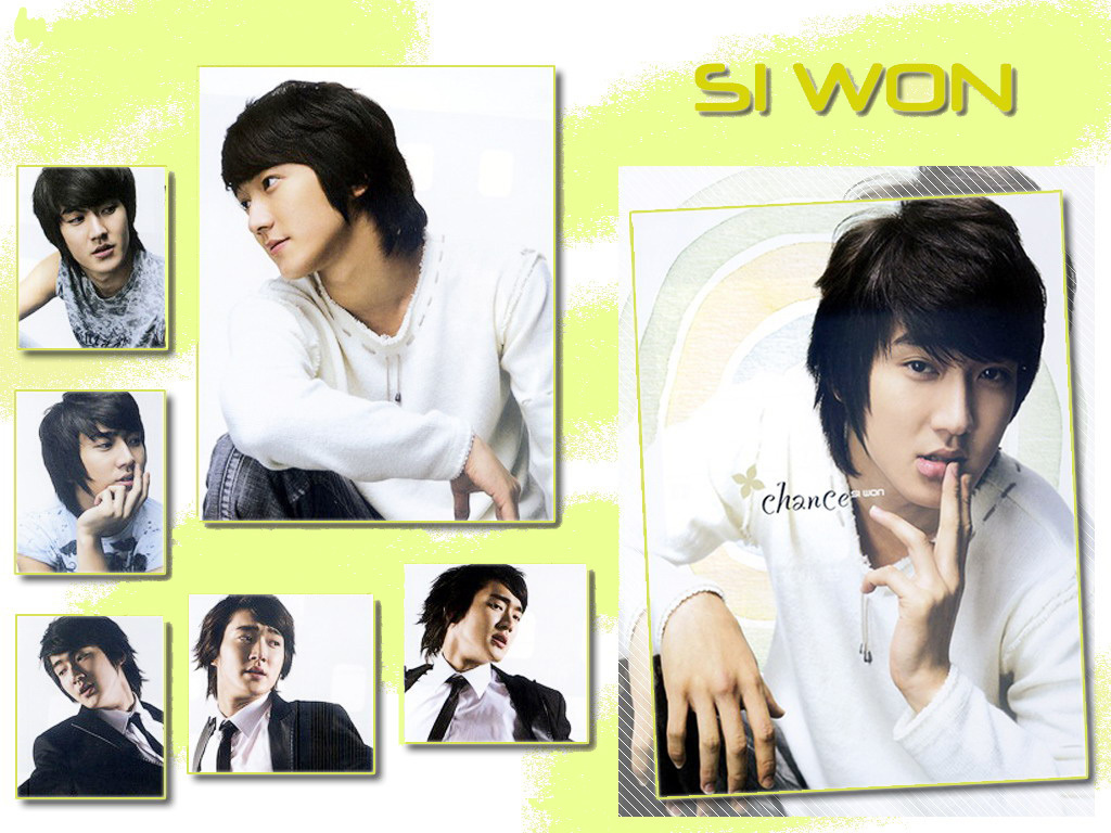 Siwon  Super Junior Wallpaper 9334446  Fanpop