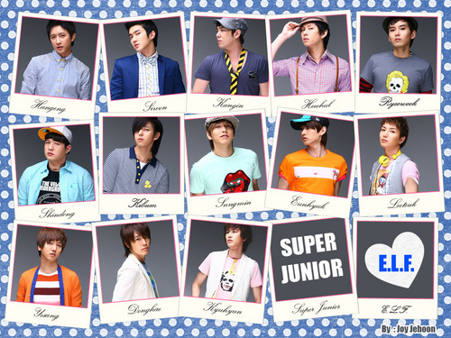 SuJu Forever  - super-junior Photo