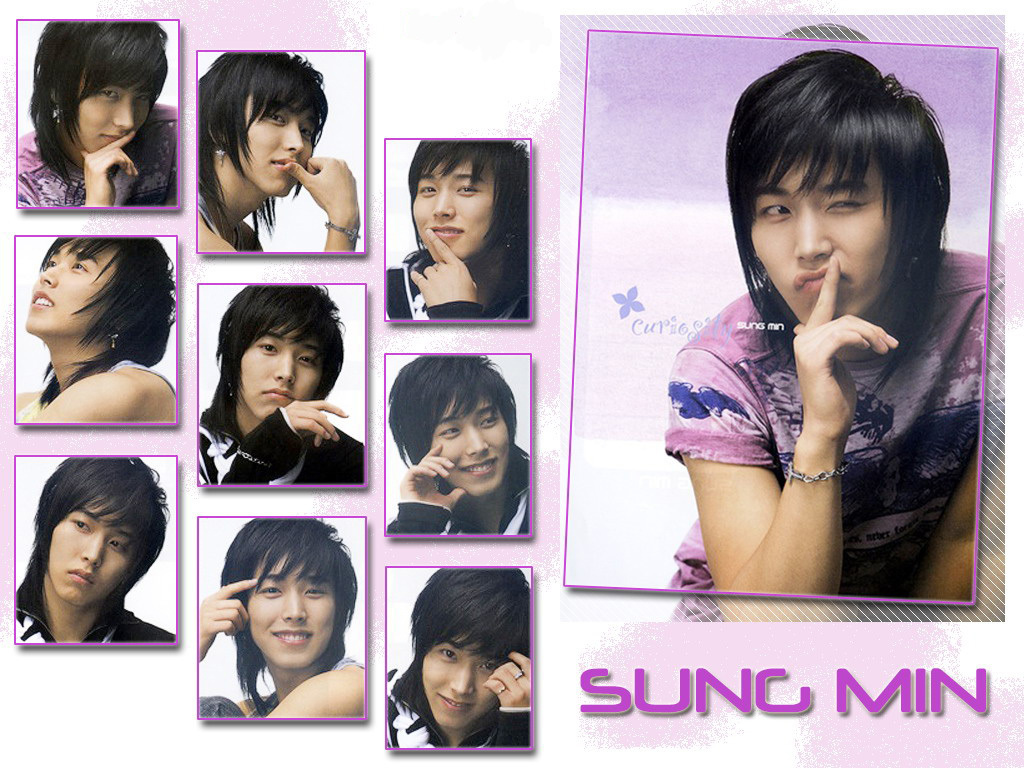 Sungmin  Super Junior Wallpaper 9334449  Fanpop