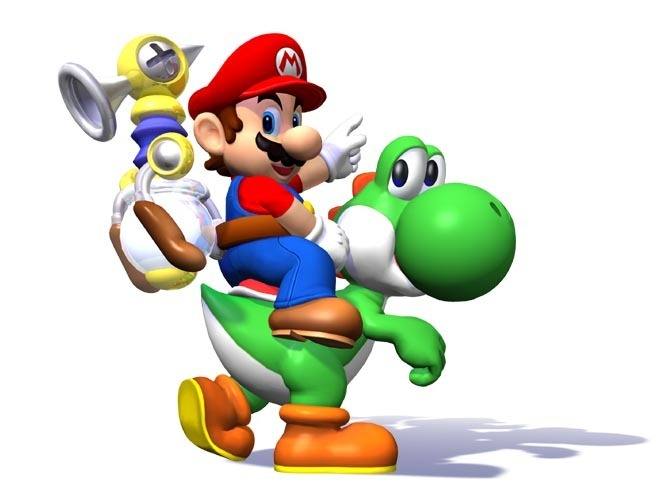 Mario and luigi images super mario sunshine wallpaper and mario and luigi images super mario sunshine wallpaper and background photos altavistaventures Gallery