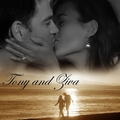 Sweet Tiva Kiss - ncis fan art