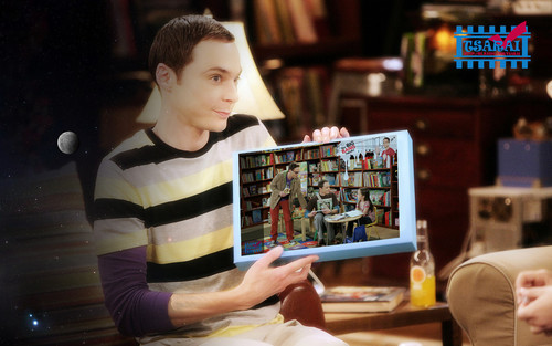 the big bang theory wallpaper probably containing a kios koran and anime entitled TBBTwallpapers