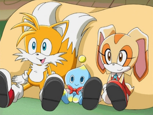 Tails x Cream forever