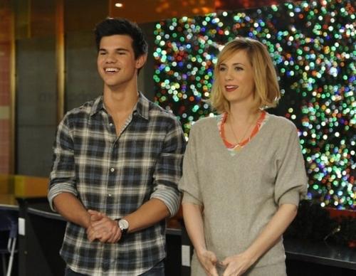 Taylor - Saturday Night Live promo