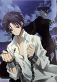 Teito and Ayanami - 07-ghost photo