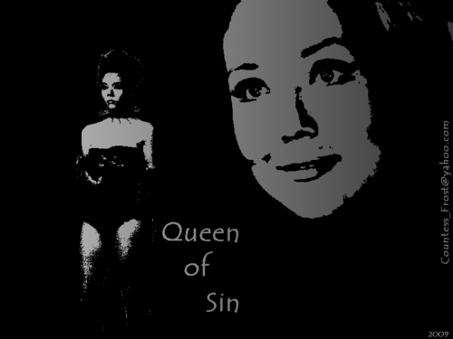 皇后乐队 of Sin (silver)
