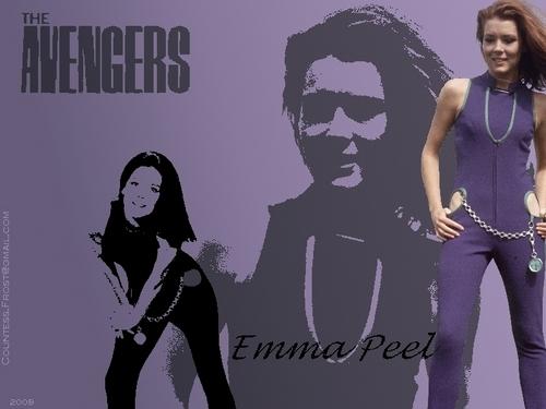 The Avengers - Emma Peel