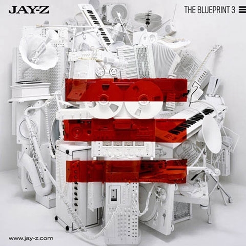 Jay Z wallpaper titled The Blueprint 3