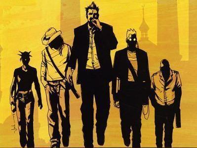Vertigo Comics   The Losers
