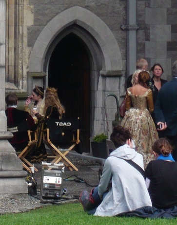 The Tudors: BTS Season 4