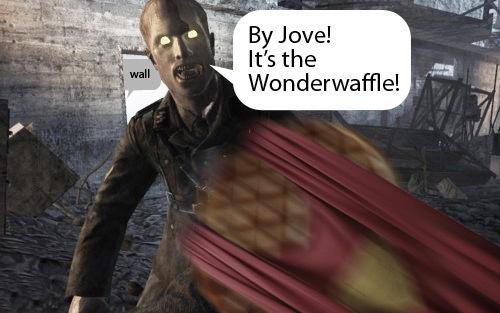 The wunder waffle!