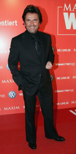 "Thomas Anders at Maxim's ""Woman of the Year"" Award"