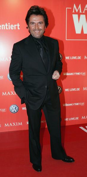 """Thomas Anders at Maxim's """"Woman of the Year"""" Award"""